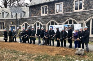 Village of St. John groundbreaking