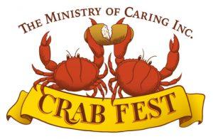 Crab Fest logo