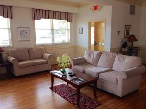 Living unit at Mother Teresa House